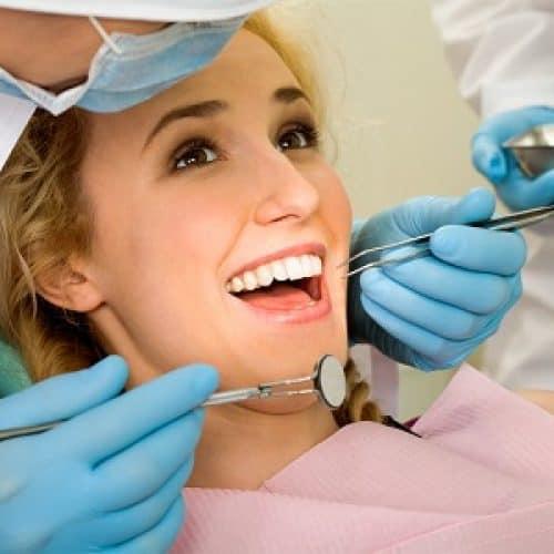 Revisión odontológica en cáceres